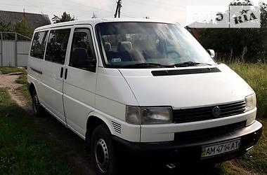Volkswagen T4 (Transporter) пасс. 2001 в Житомире