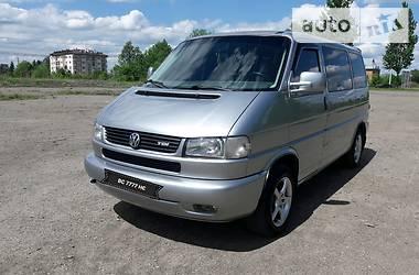 Volkswagen T4 (Transporter) пасс. 2000 в Львове