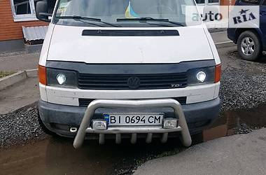 Volkswagen T4 (Transporter) пасс. 2002 в Полтаве