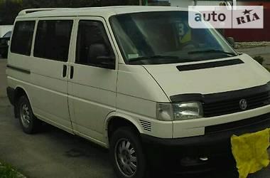 Volkswagen T4 (Transporter) пасс. 2000 в Житомире