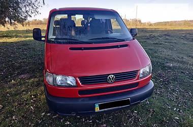 Volkswagen T4 (Transporter) пасс. 2001 в Червонограде