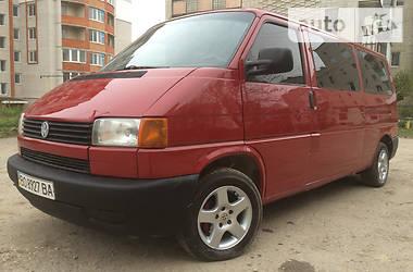 Volkswagen T4 (Transporter) пасс. 1992 в Тернополе