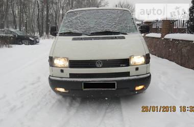 Volkswagen T4 (Transporter) пасс. 2001 в Новограде-Волынском