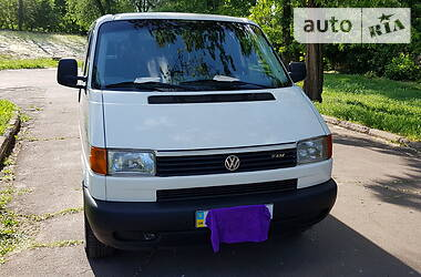 Volkswagen T4 (Transporter) пасс. 2001 в Кривом Роге