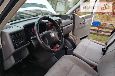 Volkswagen T4 (Transporter) пасс. 2002 в Ровно