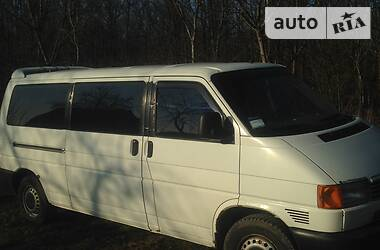 Volkswagen T4 (Transporter) пасс. 2001 в Каменец-Подольском