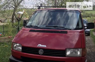 Volkswagen T4 (Transporter) пасс. 2001 в Стрые