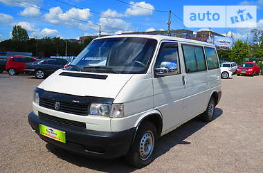 Volkswagen T4 (Transporter) пасс. 2000 в Кропивницком