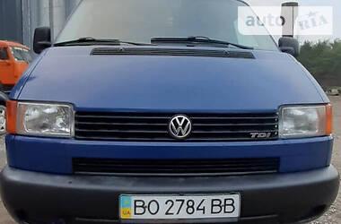 Volkswagen T4 (Transporter) пасс. 2002 в Бучаче