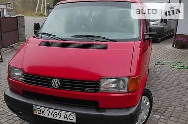 Volkswagen T4 (Transporter) пасс. 1998 в Кременце