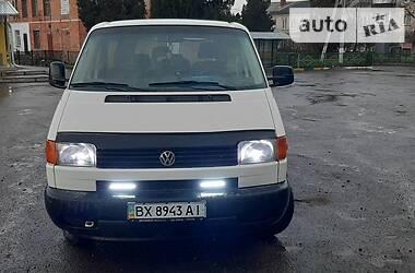 Volkswagen T4 (Transporter) пасс. 1997 в Волочиске