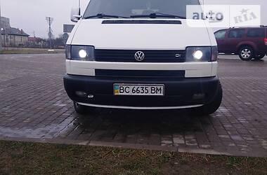 Volkswagen T4 (Transporter) пасс. 1998 в Городке