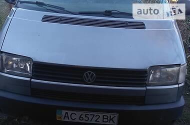 Volkswagen T4 (Transporter) пасс. 1994 в Владимир-Волынском