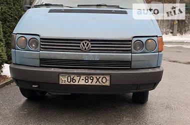 Volkswagen T4 (Transporter) пасс. 1991 в Києві