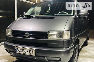 Volkswagen T4 (Transporter) пасс. 2000 в Львові