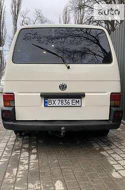Мінівен Volkswagen T4 (Transporter) пасс. 2002 в Кам'янець-Подільському