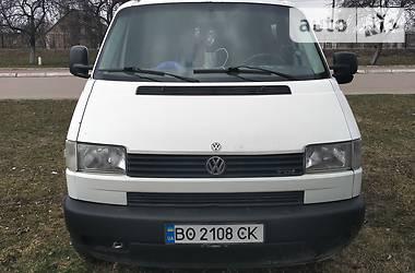 Volkswagen T4 (Transporter) пасс. 1999 в Збараже