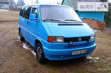 Volkswagen T4 (Transporter) пасс. 1996 в Яремче