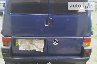 Volkswagen T4 (Transporter) пасс. 2000 в Киеве