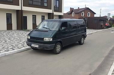 Volkswagen T4 (Transporter) пасс. 1993 в Киеве