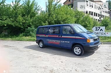 Минивэн Volkswagen T4 (Transporter) пасс. 1999 в Виннице