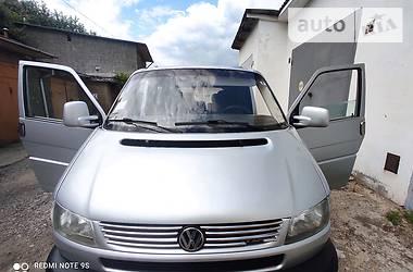 Универсал Volkswagen T4 (Transporter) пасс. 2002 в Черновцах