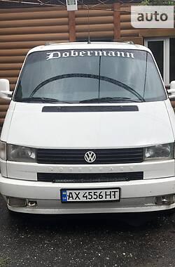 Минивэн Volkswagen T4 (Transporter) пасс. 1993 в Великой Новоселке