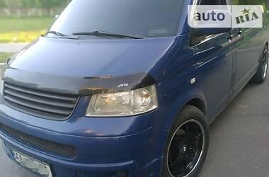 Другой Volkswagen T5 (Transporter) груз-пасс. 2005 в Киеве