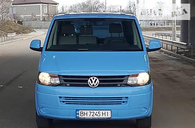 Volkswagen T5 (Transporter) груз 103kw 2012