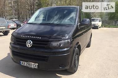 Volkswagen T5 (Transporter) груз 2011 в Харькове