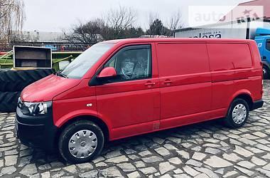 Volkswagen T5 (Transporter) груз 2014 в Ровно