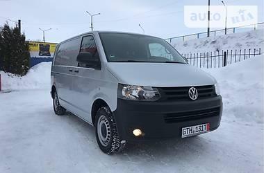 Volkswagen T5 (Transporter) груз 2013 в Миргороде