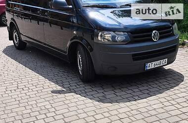 Volkswagen T5 (Transporter) груз. 2013 в Івано-Франківську