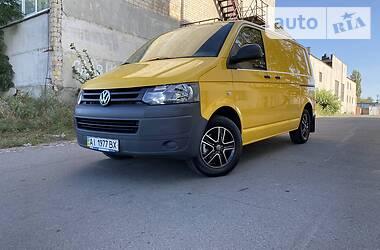 Volkswagen T5 (Transporter) груз. 2012 в Киеве