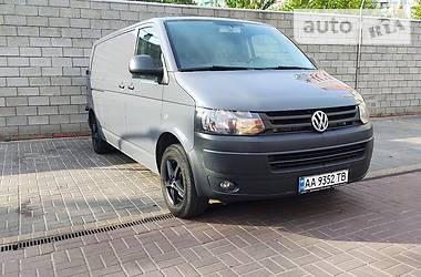 Мікроавтобус вантажний (до 3,5т) Volkswagen T5 (Transporter) груз. 2013 в Києві