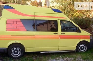 Автомобиль скорой помощи Volkswagen T5 (Transporter) груз. 2005 в Львове