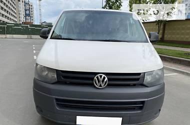 Легковой фургон (до 1,5 т) Volkswagen T5 (Transporter) груз. 2011 в Киеве