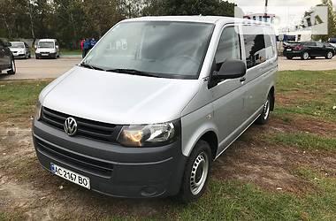 Volkswagen T5 (Transporter) пасс. 2011