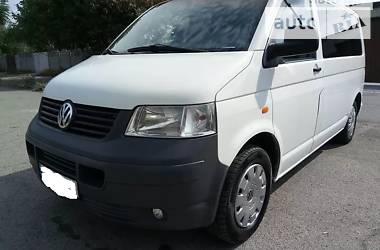 Volkswagen T5 (Transporter) пасс.  2003