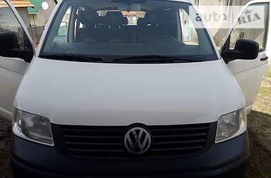 Volkswagen T5 (Transporter) пасс. 2009 в Чорткове