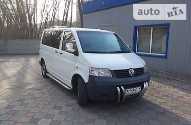 Volkswagen T5 (Transporter) пасс. 2008 в Донецке