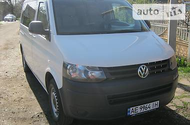 Volkswagen T5 (Transporter) пасс. 2011 в Желтых Водах