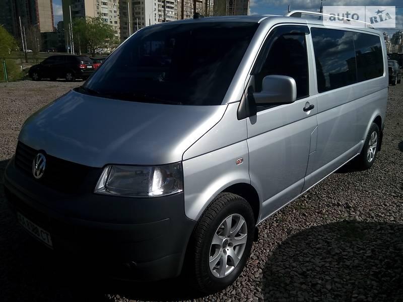 Volkswagen T5 (Transporter) пасс. 2008 в Киеве