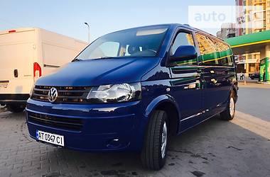 Volkswagen T5 (Transporter) пасс. 2012 в Ивано-Франковске