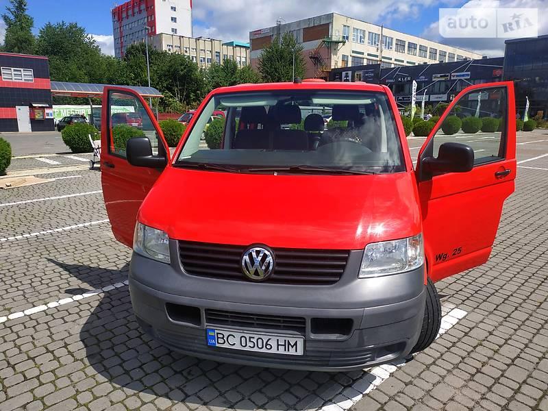 Volkswagen T5 (Transporter) пасс. 2008 в Львові