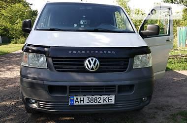 Volkswagen T5 (Transporter) пасс. 2007 в Краматорске
