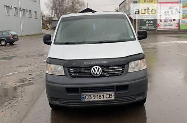 Volkswagen T5 (Transporter) пасс. 2007 в Прилуках