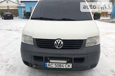 Volkswagen T5 (Transporter) пасс. 2004 в Владимир-Волынском