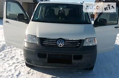 Volkswagen T5 (Transporter) пасс. 2005 в Рокитном