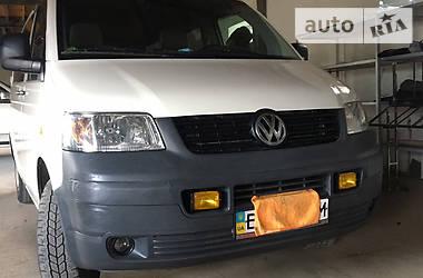 Минивэн Volkswagen T5 (Transporter) пасс. 2006 в Полтаве